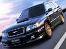 001. Subaru Forester SF5.